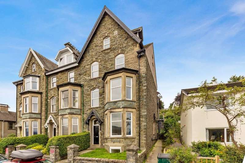 13 Bedrooms End Of Terrace House for sale in The Crescent, 3 Gale Crescent, Lower Gale, Ambleside, Cumbria LA22 0BD