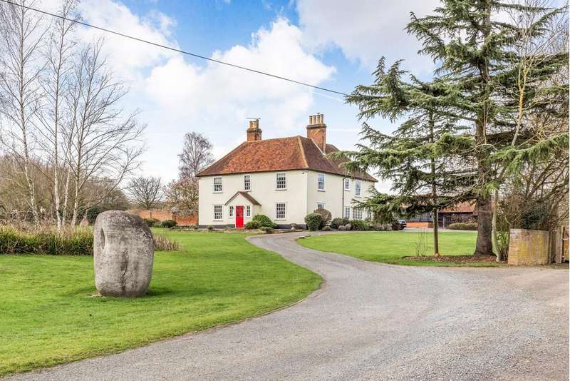 5 Bedrooms Detached House for sale in London Road, Ongar, CM5