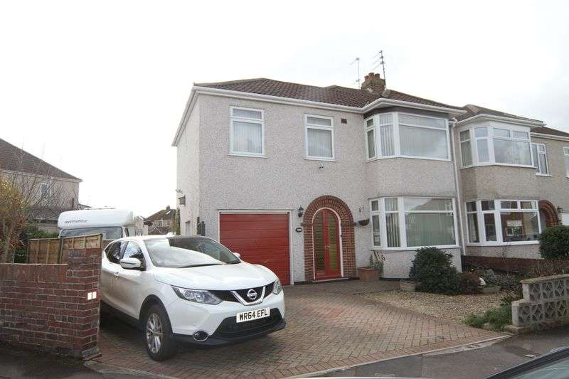 4 Bedrooms Property for sale in Baugh Gardens Downend, Bristol