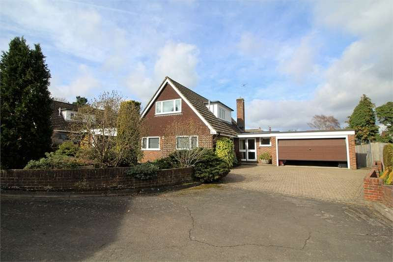 4 Bedrooms Detached House for sale in Oakham Close, Tilehurst, READING, Berkshire