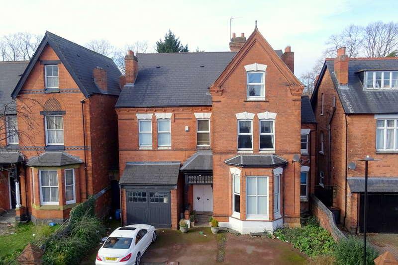 7 Bedrooms Detached House for sale in Clarendon Road, Edgbaston