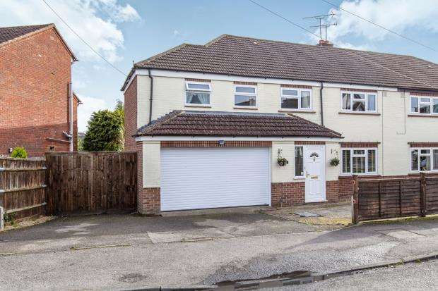 4 Bedrooms Semi Detached House for sale in Maidenhead, Berkshire, Uk