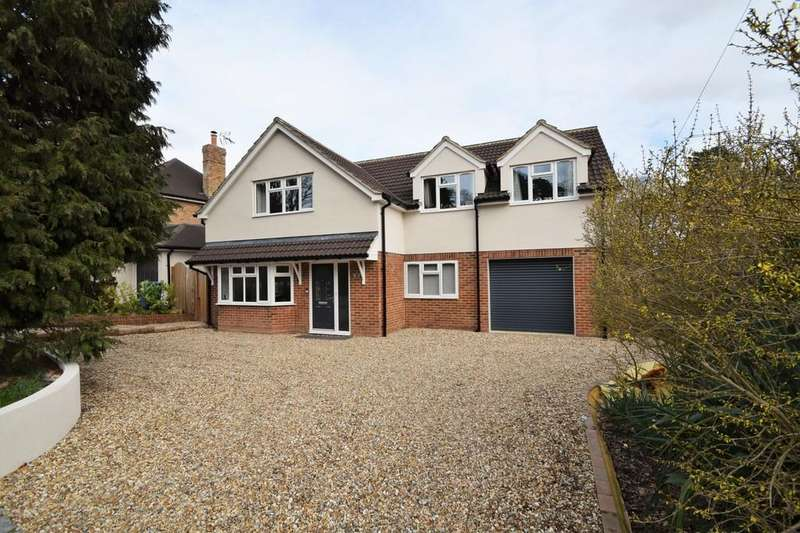 5 Bedrooms Detached House for sale in Broom Acres, Sandhurst