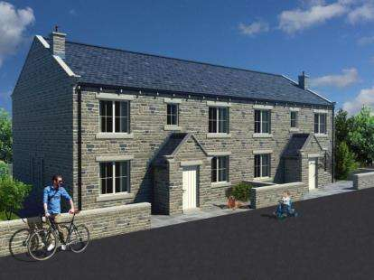 3 Bedrooms Semi Detached House for sale in Greenfield House, Colne, Lancashire, BB8