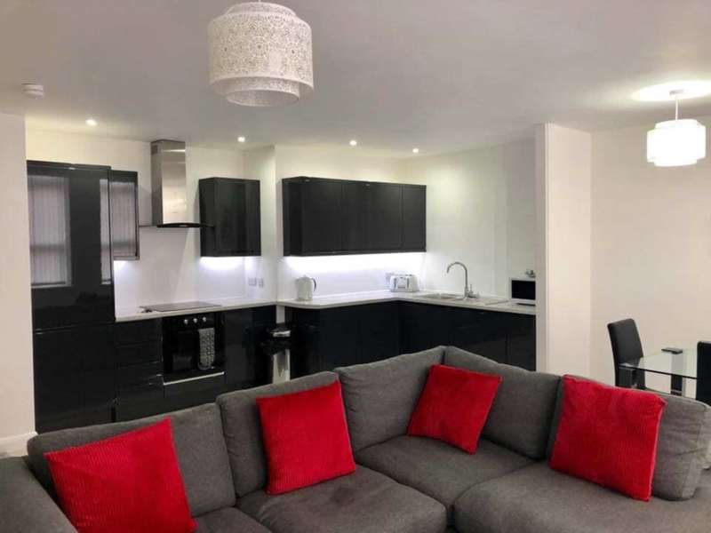1 Bedroom Apartment Flat for rent in Gartside Street, Delph
