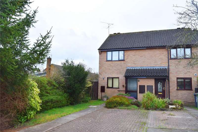 3 Bedrooms End Of Terrace House for sale in Wyngates, Linslade