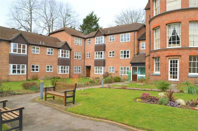 2 Bedrooms Apartment Flat for sale in Southcote Lodge, Burghfield Road, Reading, Berkshire, RG30
