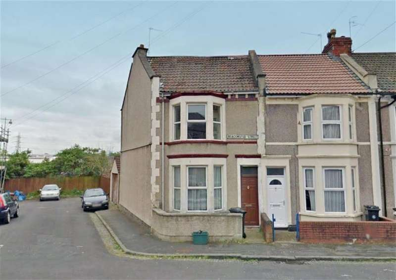 3 Bedrooms End Of Terrace House for sale in Beaconsfield Street, Barton Hill, Bristol