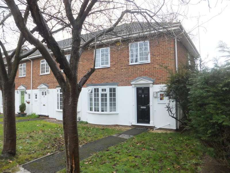 3 Bedrooms End Of Terrace House for sale in Harrow Court Bath Road Reading