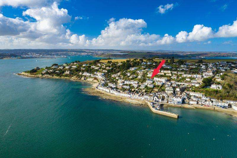 6 Bedrooms Detached House for sale in 135 yards to St Mawes Waterfront!