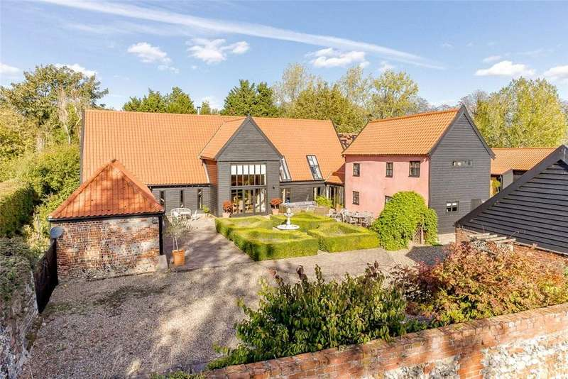 5 Bedrooms Unique Property for sale in The Green, Borley, Sudbury, CO10