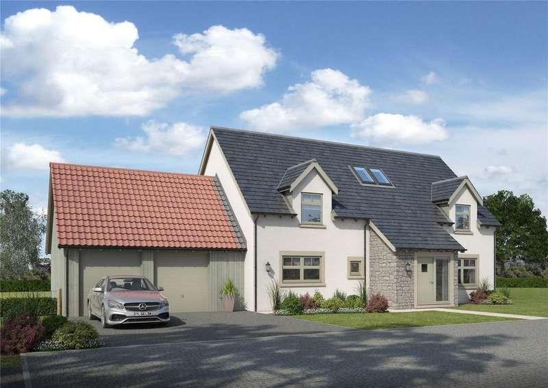 4 Bedrooms Detached House for sale in Plots 1 or 4, Bellfield, Easter Cash, Strathmiglo, KY14