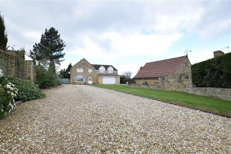 6 Bedrooms Detached House for sale in Clayton, Doncaster, DN5