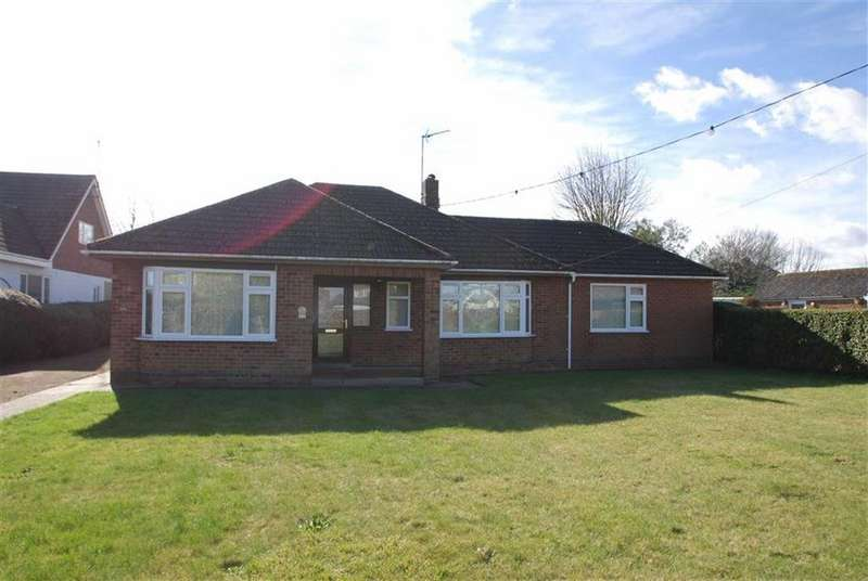 3 Bedrooms Detached Bungalow for sale in Church Green Road, Fishtoft, Boston