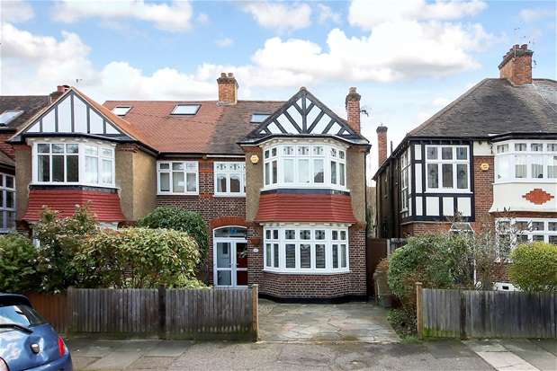 4 Bedrooms Semi Detached House for sale in Boveney Road, Forest Hill