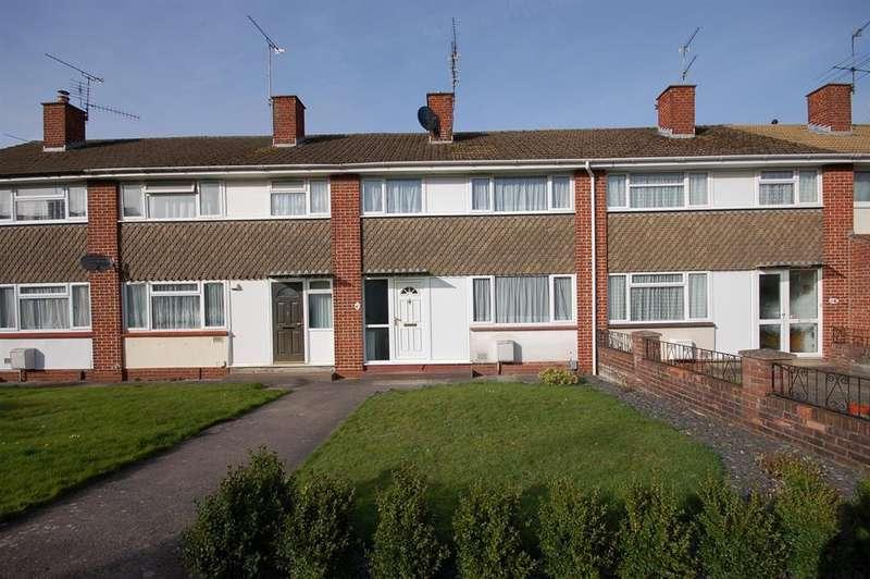 3 Bedrooms Terraced House for sale in Lynton, Kingswood, Bristol, BS15 4JY
