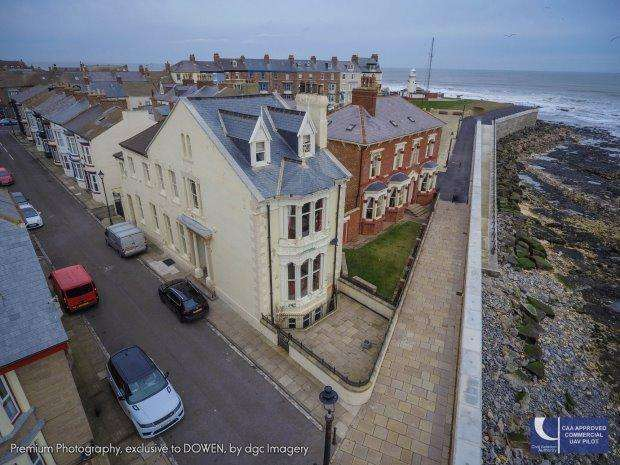 4 Bedrooms Detached House for sale in CATHERINE STREET, HEADLAND, HARTLEPOOL