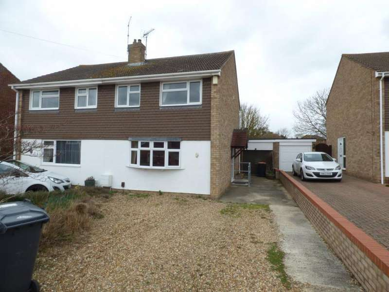 3 Bedrooms Semi Detached House for sale in Clapham, Beds, MK41 6BD