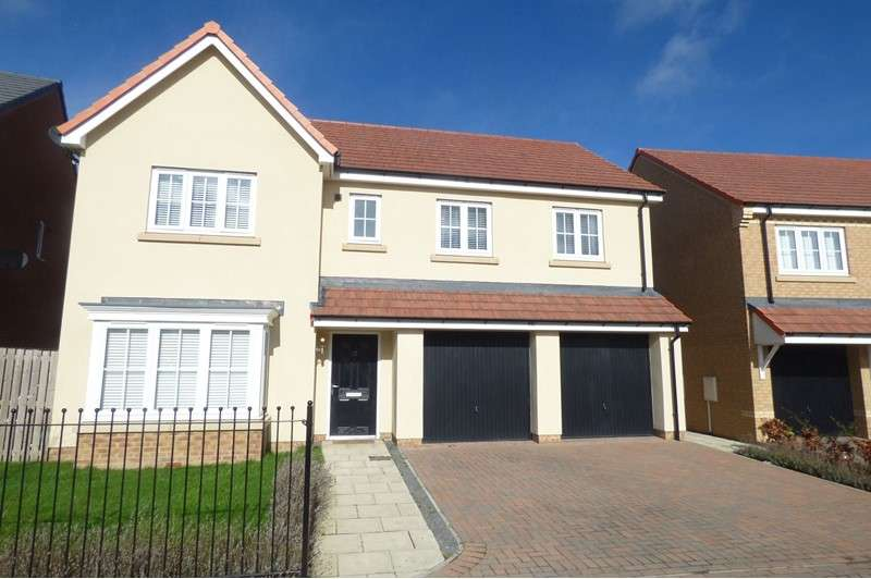 5 Bedrooms Property for sale in Poppy Drive, Portland Wynd, Blyth, Northumberland, NE24 4TP