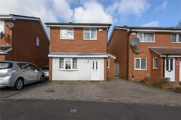 3 Bedrooms Detached House for sale in Homeleaze Road, Bristol