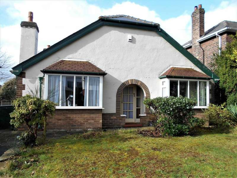 3 Bedrooms Detached Bungalow for sale in Ashton Road, Newton-Le-Willows