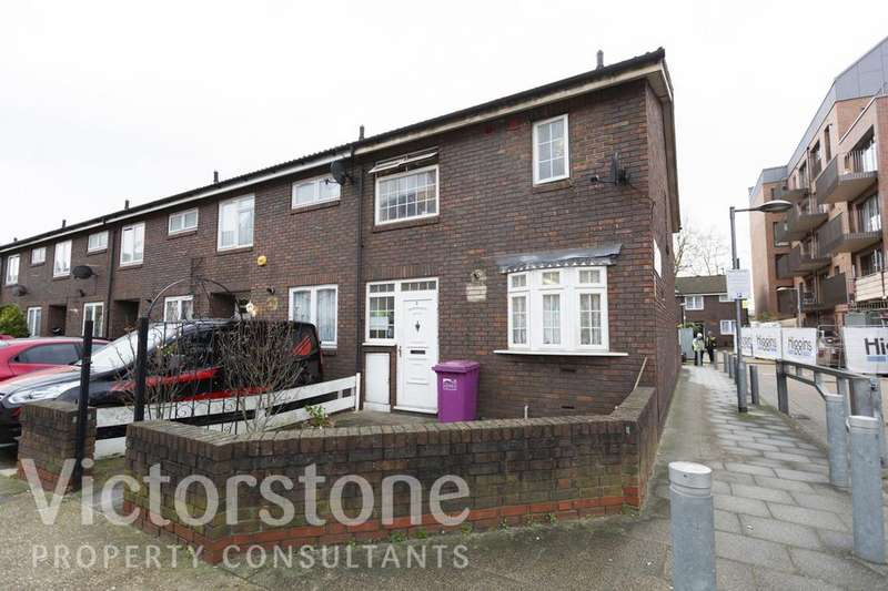 3 Bedrooms Terraced House for sale in Wallwood Street, Mile End, London, E147BW