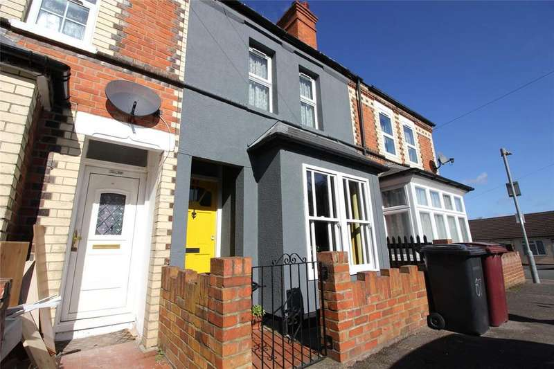 2 Bedrooms Terraced House for sale in Pitcroft Avenue, Reading, Berkshire, RG6
