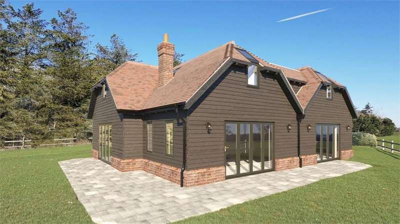 5 Bedrooms Detached House for sale in Old House Lane, KINGS LANGLEY, Hertfordshire