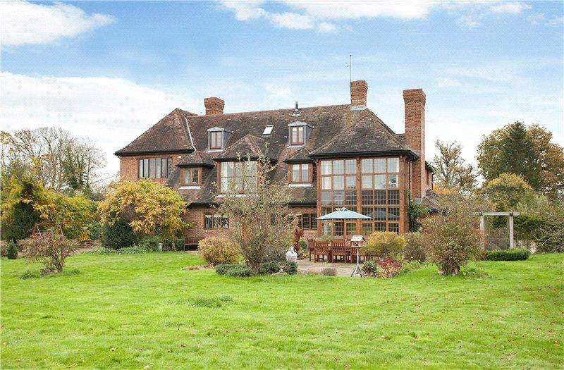 7 Bedrooms Equestrian Facility Character Property for sale in Shurlock Row, Berkshire, RG10