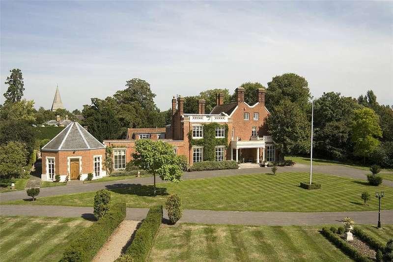 8 Bedrooms Detached House for sale in Church Road, Old Windsor, Windsor, Berkshire, SL4