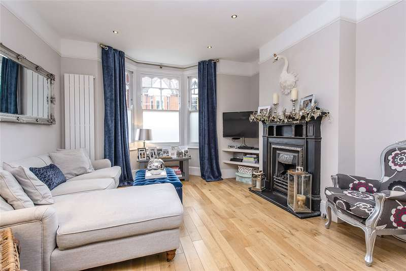 5 Bedrooms Terraced House for sale in Clonmore Street, Southfields, London, SW18