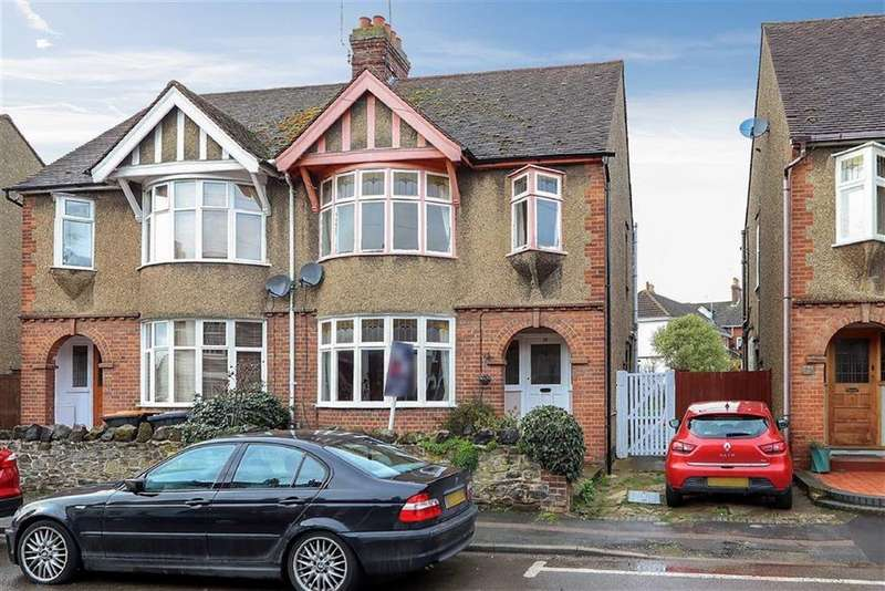 3 Bedrooms Semi Detached House for sale in Hartwell Crescent, Leighton Buzzard