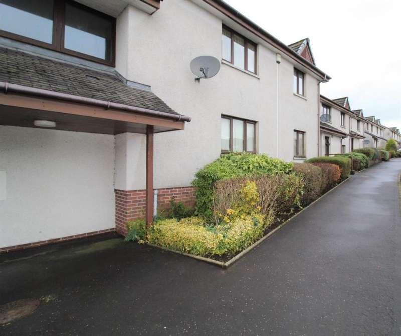 2 Bedrooms Flat for sale in The Brae, Kilmaurs, KA3
