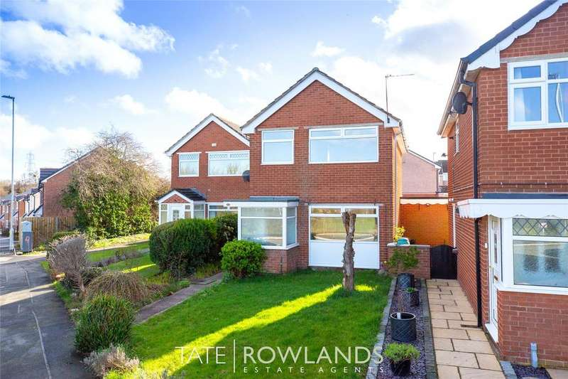 3 Bedrooms Detached House for sale in Coed Onn Road, Flint, Flintshire, CH6