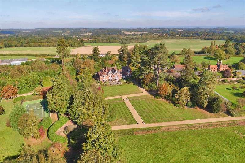 9 Bedrooms Detached House for sale in Cousley Wood, Wadhurst, East Sussex, TN5