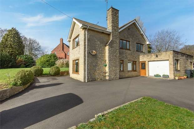 4 Bedrooms Detached House for sale in Common Road, Wincanton, Somerset