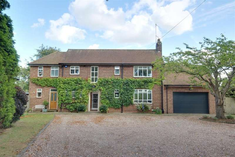 5 Bedrooms Detached House for sale in West Leys Road, Swanland