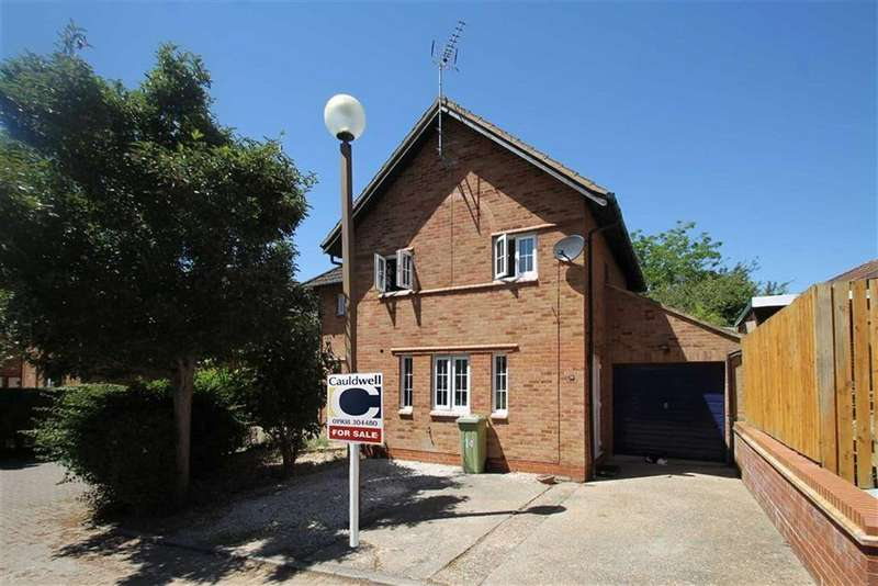 3 Bedrooms Semi Detached House for sale in Southwick Court, Great Holm, Milton Keynes