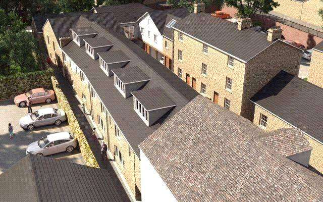 2 Bedrooms Terraced House for sale in 29 Entry Lane, Kendal, Cumbria