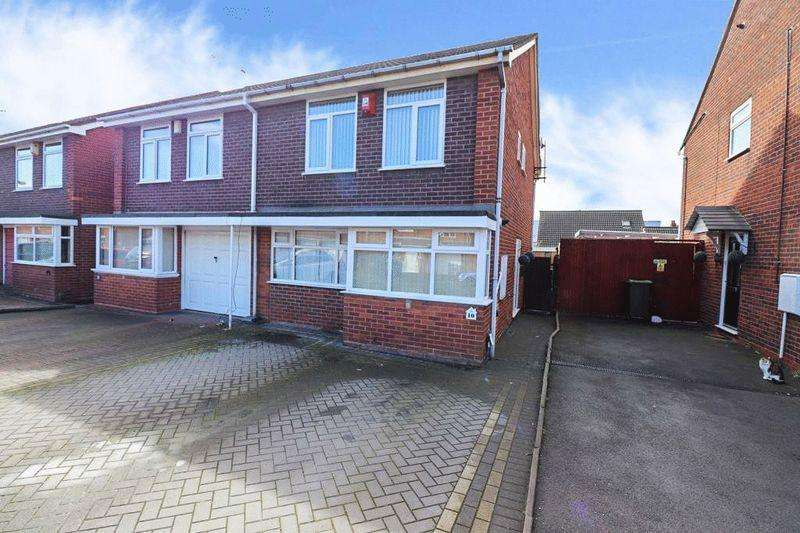 3 Bedrooms Semi Detached House for sale in William Kerr Road, Tipton