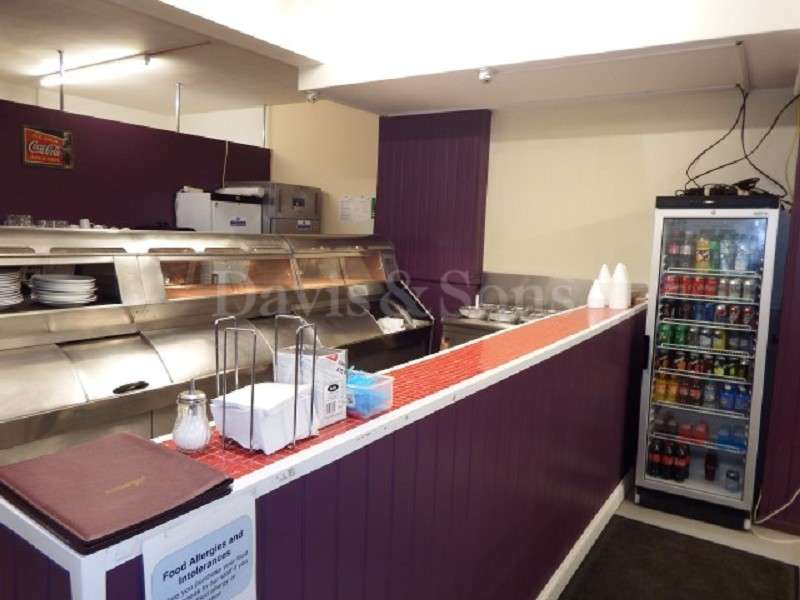 Takeaway Commercial for sale in Crane Street, Pontypool, Monmouthshire. NP4 6LY