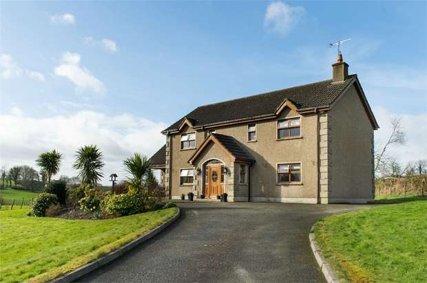 4 Bedrooms Detached House for sale in Lower Keadybeg Road, Whitecross, Armagh, County Down