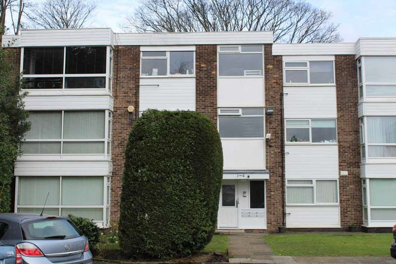 2 Bedrooms Apartment Flat for sale in Tall Trees, Westfield Street, Broughton Park