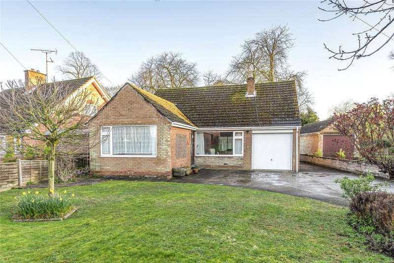 2 Bedrooms Detached Bungalow for sale in Doddington Road, Lincoln, LN6
