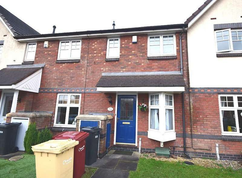 2 Bedrooms Town House for sale in Glazebury Drive, Westhoughton BL5
