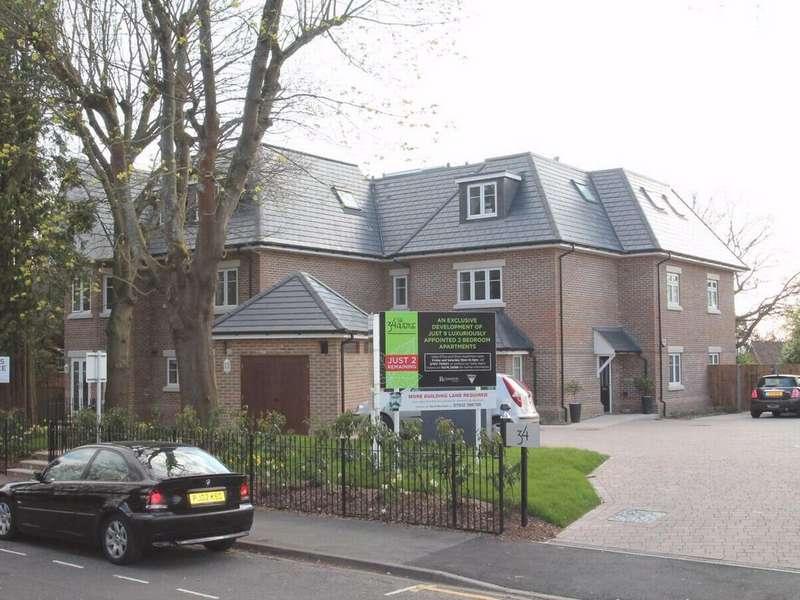 2 Bedrooms Flat for rent in Camberley, Surrey