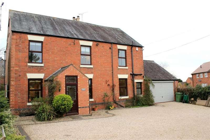 6 Bedrooms Detached House for sale in Lawrence House, Back Lane, Claybrooke Magna, Lutterworth, Leicestershire