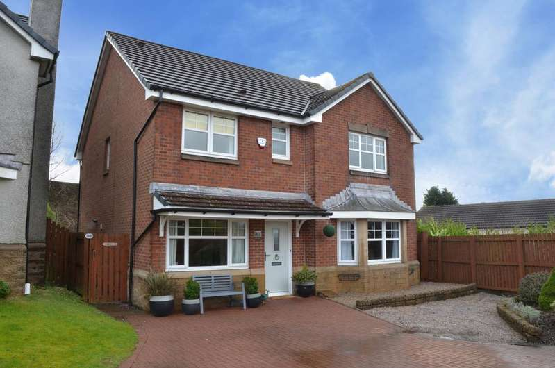 4 Bedrooms Detached House for sale in 56 Grahamfield Place, Beith, KA15 1AY