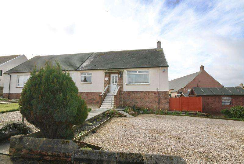 3 Bedrooms Bungalow for sale in Mcqueen Avenue, Cumnock