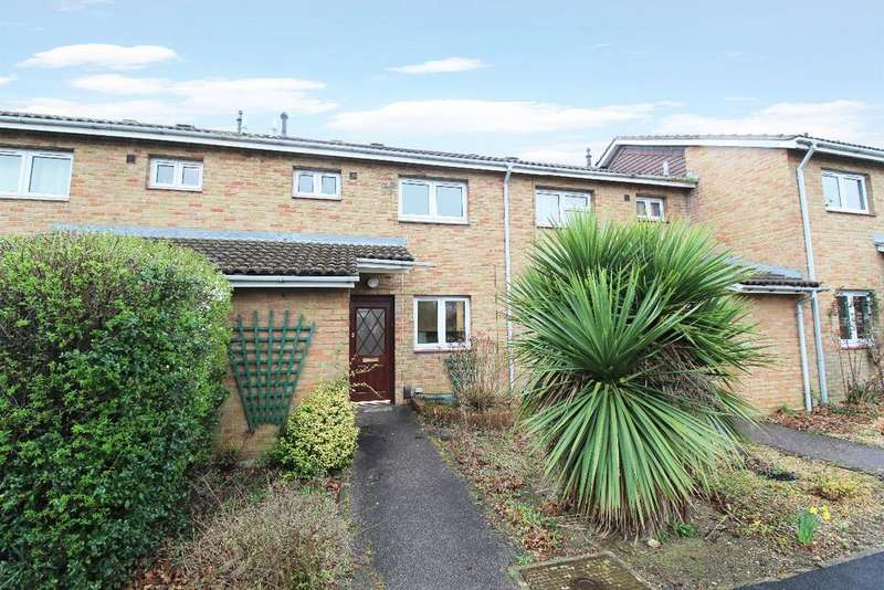 3 Bedrooms Terraced House for sale in Exeter Walk, Bedford MK41